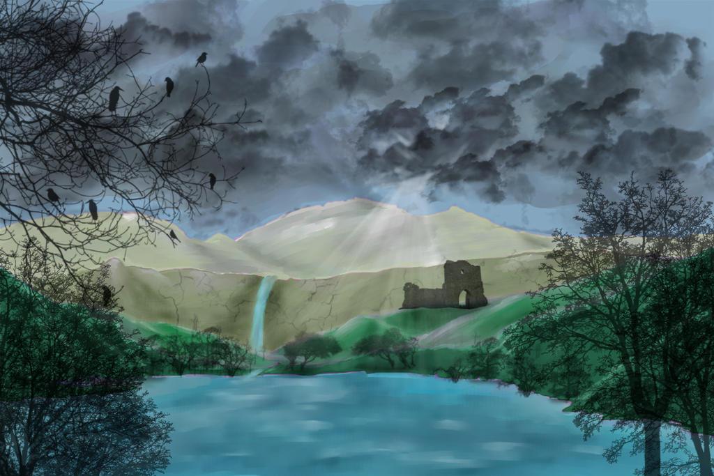 Collab - Landscape by vladioglas