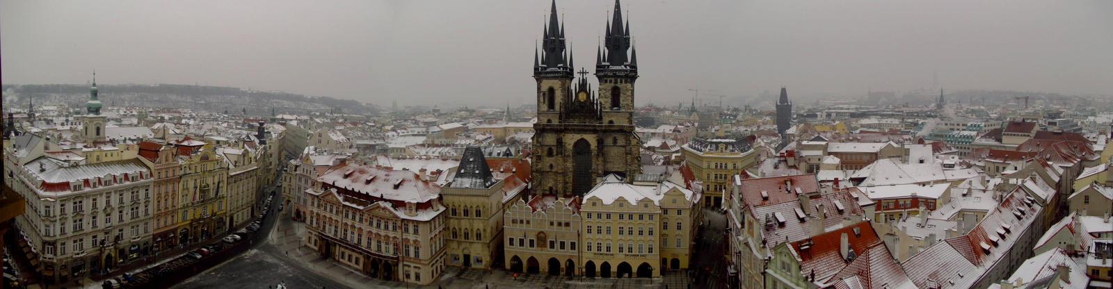 Prague Panoramio by vladioglas