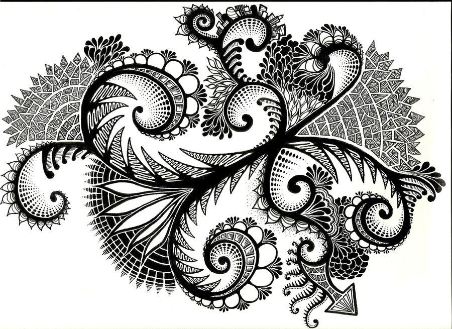 New doodle by ballofplasma