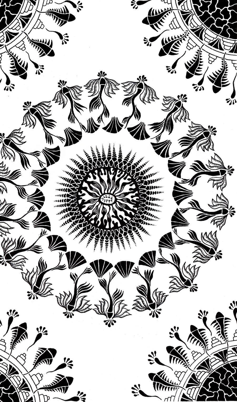 Holy Nucleus by ballofplasma
