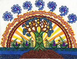 Tree of Life by ballofplasma