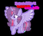 PFF Ship #1 - Sunrise Sparkle X Twilight Sparkle by SparkleHeartyRose24