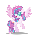 Flurry Heart's Grown Up Style