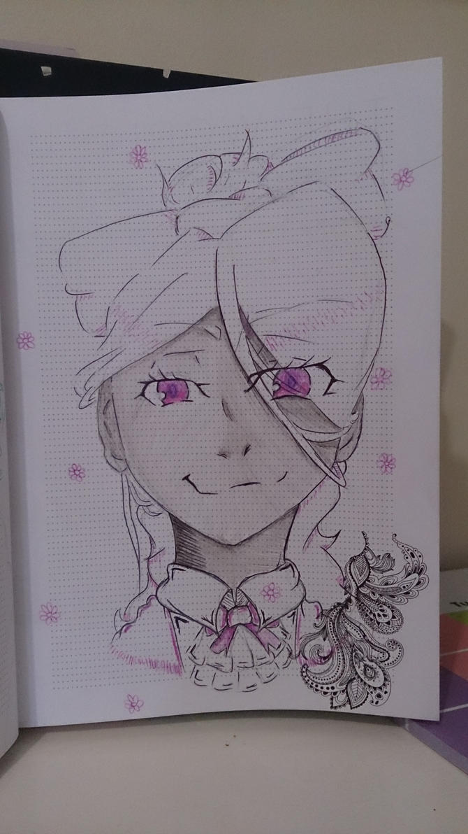Oc Jane, Using MyArchive72 Art style by Jellywaffle31
