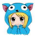 Chibi Neko Lucy