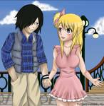AT: Walking together