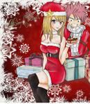 Christmas NaLu!