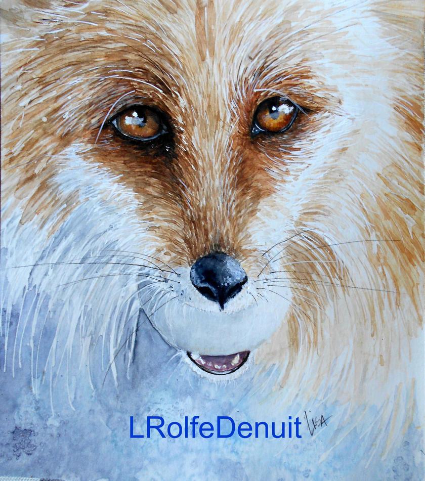 Fox Egg by tiletable