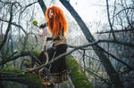 Merida - A perfect day BRAVE cosplay