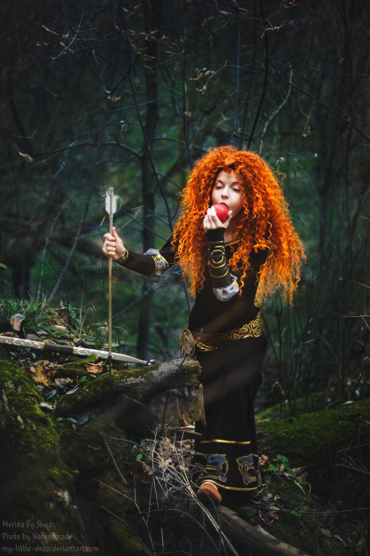 Merida Cosplay - Brave Princess by shua-cosplay