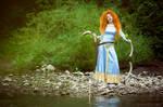 Merida, fishing