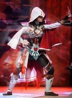 Female Asassin by shua-cosplay