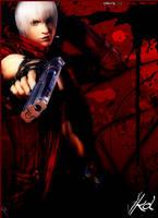 DMC3 Dante Graphic by LionheartKD