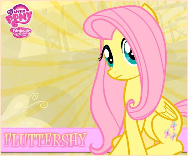 Fluttershy MLP:FiM by LionheartKD
