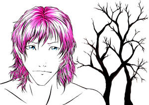 Marluxia - Inks