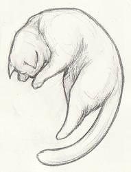 Cat by OceanRed