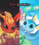 Fire n Water
