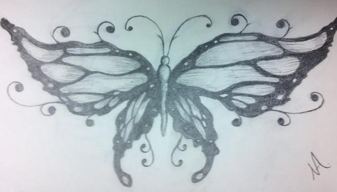 Butterfly by xXCelestialMaidenXx