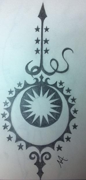 Buddhist Symbol by xXCelestialMaidenXx