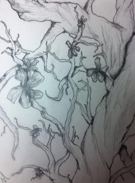 Blossoms by xXCelestialMaidenXx