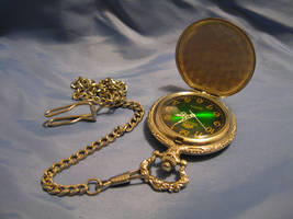 Pocket Watch by BlackWolver-STOCK