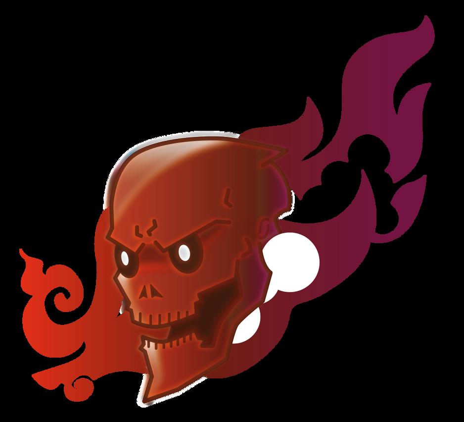 devil logo: