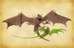 Dragons by kinglamoni22