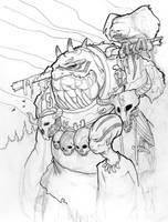 Beasts by kinglamoni22