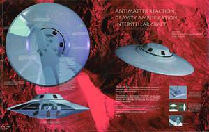 Bob Lazar UFO Poster by ainur05
