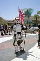 AX: Samurai Stormtrooper by VML