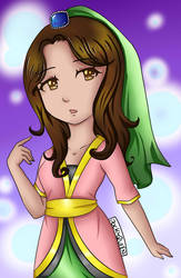 Princess cassima -Request- by PockyQueen132