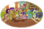 Derpy's party