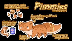 Pimmie Species Sheet