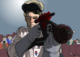 Dr. Horrible - No Mercy by StellaPollet