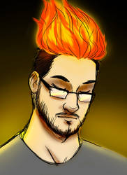 This hair is on fire by StellaPollet
