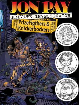 Jon Pay, PI: Prizefighters and Knickerbockers