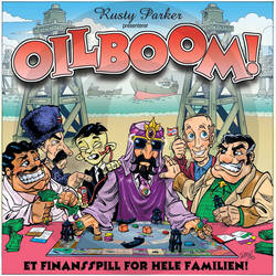 OilBoom Cover by CharlieAabo