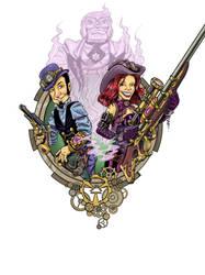 Clockwork Universe Fan Art by CharlieAabo