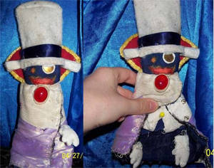 Count Bleck Plushie