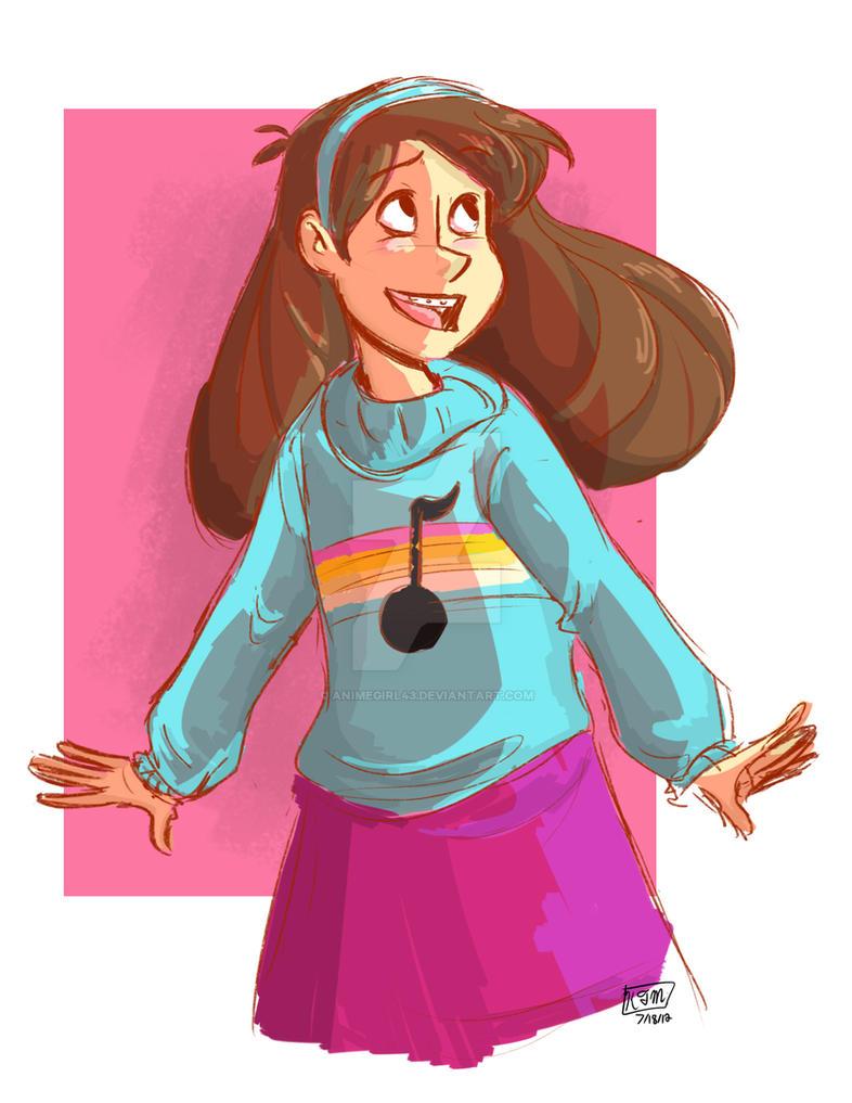 Mabel by animegirl43