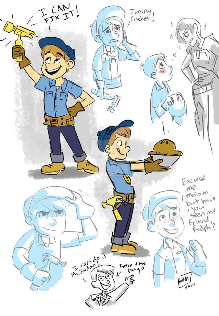 I Can Fix It! by animegirl43