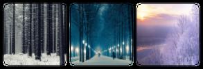 |DECOR| Winter Scenery by Volatile--Designs