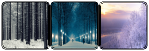 |DECOR| Winter Scenery by Volatile--Designs