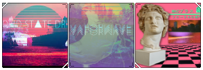 |DECOR| Vaporwave by Volatile--Designs