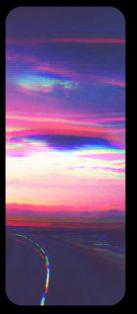 |DECOR| More glitch (sunset) by Volatile--Designs