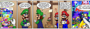 Where is Luigi by Gabasonian