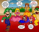 Luigi's Mansions