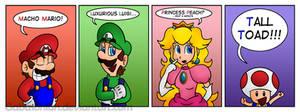 Mario Alliterations