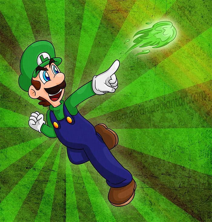 Luigi by Gabasonian