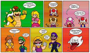 Mario Alliterations 2 by Gabasonian